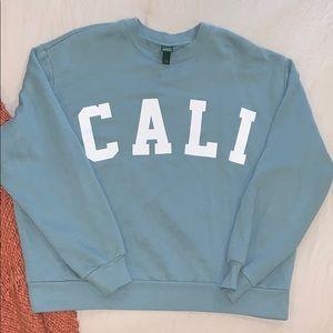 CALI crew neck